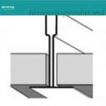 PLAIN BIOGUARD board 95%RH — плита для подвесного потолка Armstrong