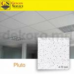 Placă tavan casetat PLUTO 85