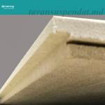 Sahara Vector — плита для подвесного потолка Armstrong с полускрытой структурой1
