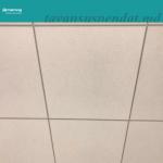 Sahara Vector — плита для подвесного потолка Armstrong с полускрытой структурой2